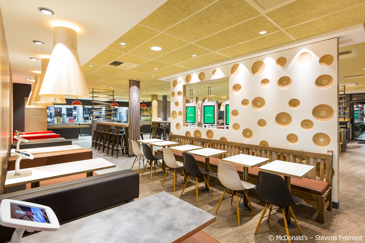 Restaurants McDonald's