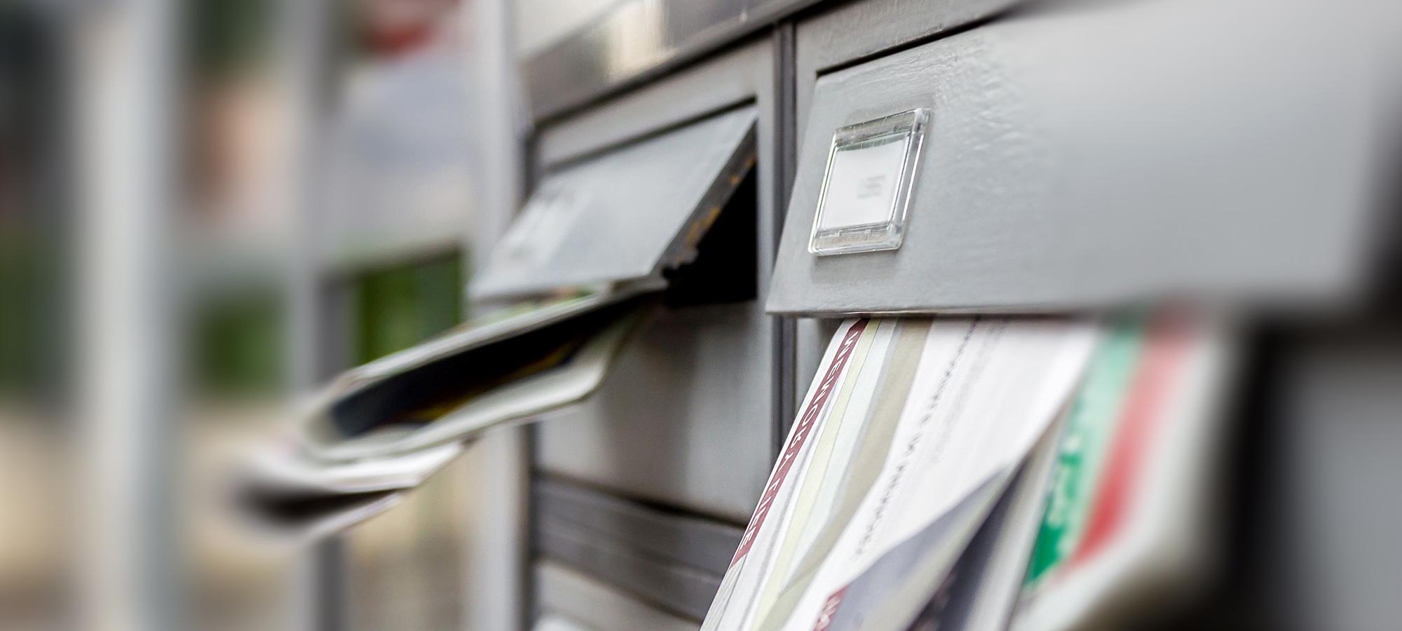 Optimisation des prospectus en boîte à lettre